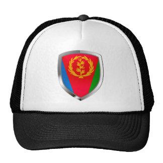 Eritrea Mettalic Emblem Cap