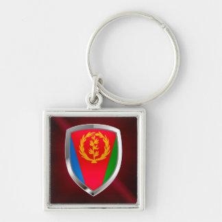 Eritrea Mettalic Emblem Key Ring
