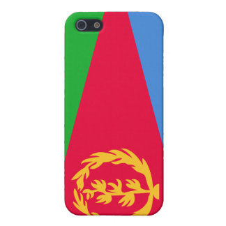 Eritrea National Nation Flag iPhone 5 Case