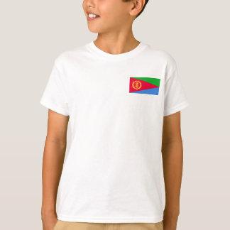 Eritrea National World Flag T-Shirt