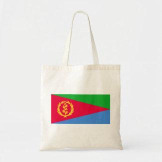 Eritrea National World Flag Tote Bag