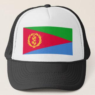 Eritrea National World Flag Trucker Hat