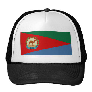 Eritrea President Flag Cap