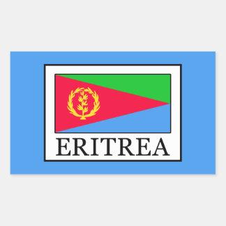 Eritrea Rectangular Sticker