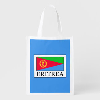 Eritrea Reusable Grocery Bag