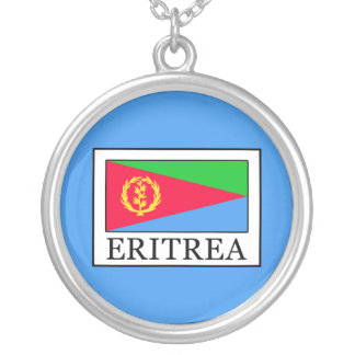 Eritrea Silver Plated Necklace
