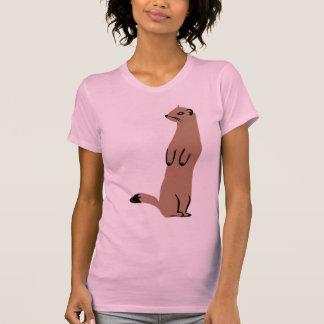 Ermine - Stoat - Weasel Tshirts