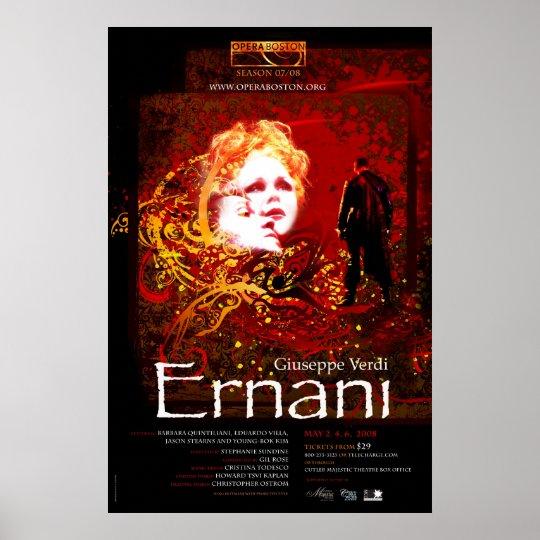 ERNANI poster 1
