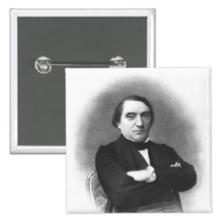 Ernest Renan after a photograph by Pierre Button