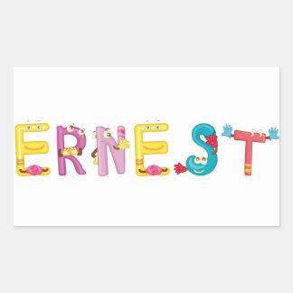 Ernest Sticker