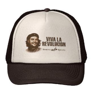 Ernesto Che Guevara Smile Mesh Hats