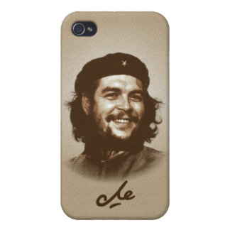 Ernesto Che Guevara Smile iPhone 4 Case