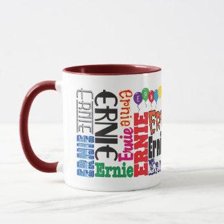 Ernie Coffee Mug