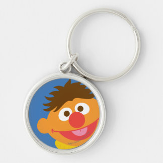 Ernie Face Key Ring