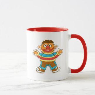 Ernie Gingerbread Mug