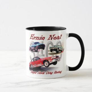 Ernie Neal - Drag Racing  Mug