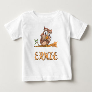 Ernie Owl Baby T-Shirt