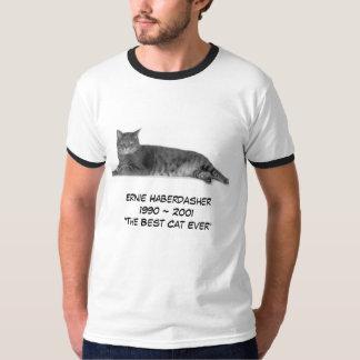 """ernie pic, Ernie Haberdasher1990 ~ 2001""""The Bes... T-Shirt"""