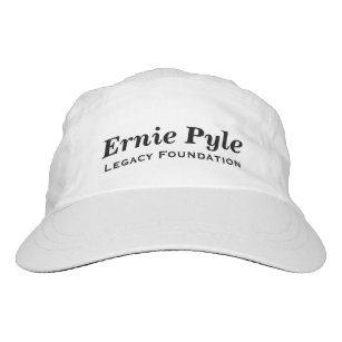 Ernie Pyle Legacy Foundation Hat ball cap 4bb0e3c9969e