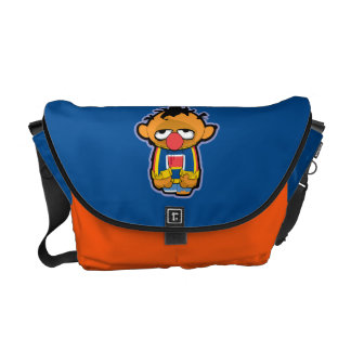 Ernie Zombie Courier Bags