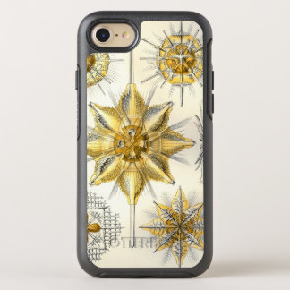 Ernst Haeckel  Acanthometra OtterBox Symmetry iPhone 8/7 Case