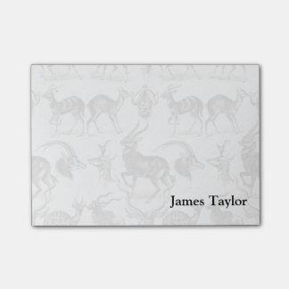 Ernst Haeckel Antilopina Post-it Notes