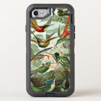 Ernst Haeckel Art Print: Trochilidae OtterBox Defender iPhone 8/7 Case