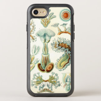 Ernst Haeckel Bryozoa invertebrates OtterBox Symmetry iPhone 8/7 Case