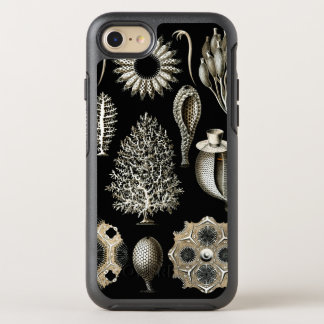 Ernst Haeckel Calcispongiae OtterBox Symmetry iPhone 8/7 Case