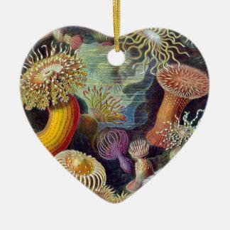 Ernst Haeckel Ceramic Ornament