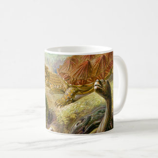 Ernst Haeckel  Chelonia Turtle Coffee Mug