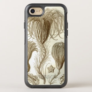 Ernst Haeckel Crinoidea feather stars OtterBox Symmetry iPhone 8/7 Case