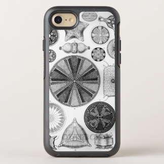 Ernst Haeckel Diatomea OtterBox Symmetry iPhone 8/7 Case