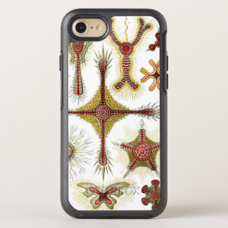 Ernst Haeckel Discoidea OtterBox Symmetry iPhone 8/7 Case