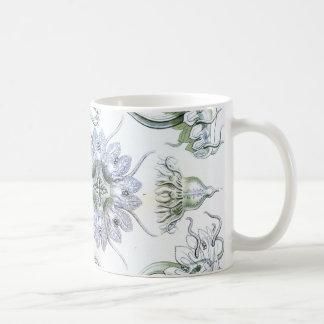 Ernst Haeckel Discomedusae Jellyfish Coffee Mug