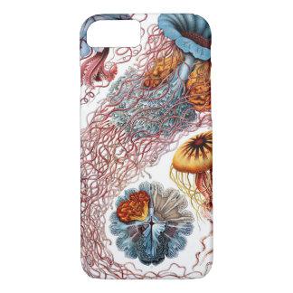 Ernst Haeckel Discomedusae Jellyfish iPhone 8/7 Case