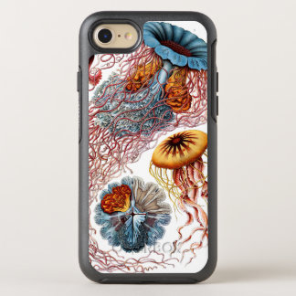 Ernst Haeckel Discomedusae Jellyfish OtterBox Symmetry iPhone 8/7 Case