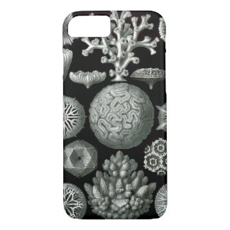Ernst Haeckel Hexacorallia Coral iPhone 8/7 Case