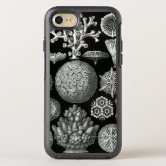 Ernst Haeckel Hexacorallia Coral OtterBox Symmetry iPhone 8/7 Case
