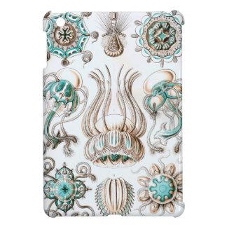 Ernst Haeckel Narcomedusae jellyfish! iPad Mini Cover