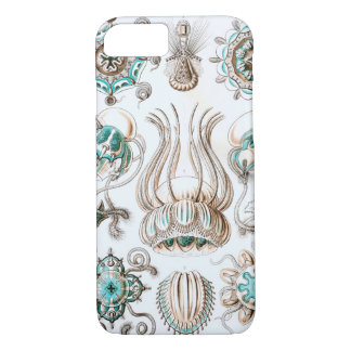 Ernst Haeckel Narcomedusae jellyfish! iPhone 8/7 Case