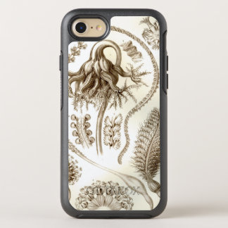Ernst Haeckel Pennatulida Coral OtterBox Symmetry iPhone 8/7 Case