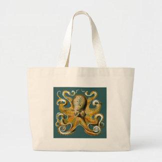 Ernst Haeckel's Octopus Bag