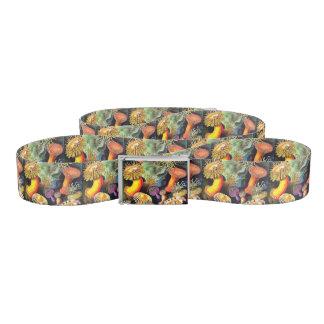 Ernst Haeckel Sea Anemones Vintage Art Belt
