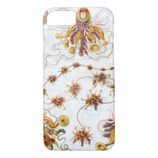 Ernst Haeckel Siphonophorae Jellyfish iPhone 8/7 Case