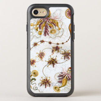 Ernst Haeckel Siphonophorae Jellyfish OtterBox Symmetry iPhone 8/7 Case