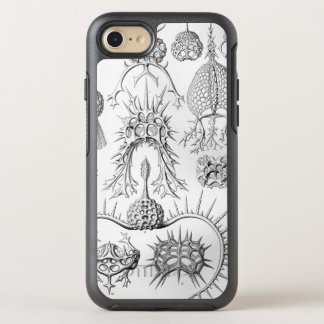 Ernst Haeckel  Spyroidea Sea Creatures OtterBox Symmetry iPhone 8/7 Case