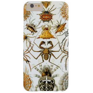 Ernst Haeckel's Arachnida Spiders Barely There iPhone 6 Plus Case