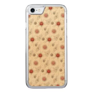 Ernst Haeckel's Radiolarian Carved iPhone 8/7 Case
