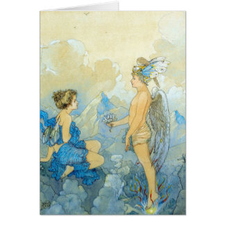 Eros and Psyche, Card